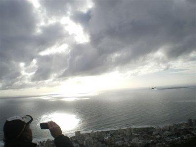 Fox - Over Robben Island.JPG